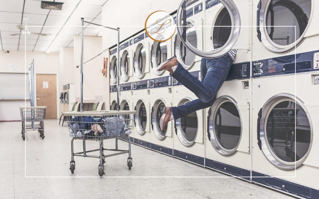 La zona de lavandería perfecta para tu casa