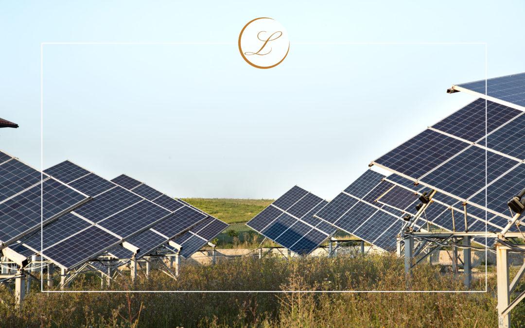 Paneles solares y su funcionamiento, energía renovable