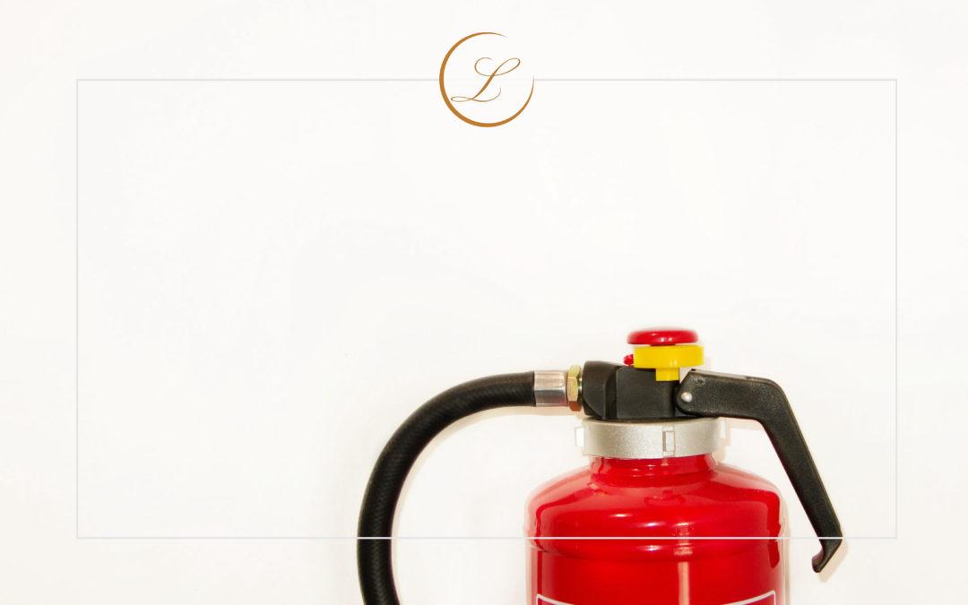 ¿Cómo actuar ante un incendio en casa?